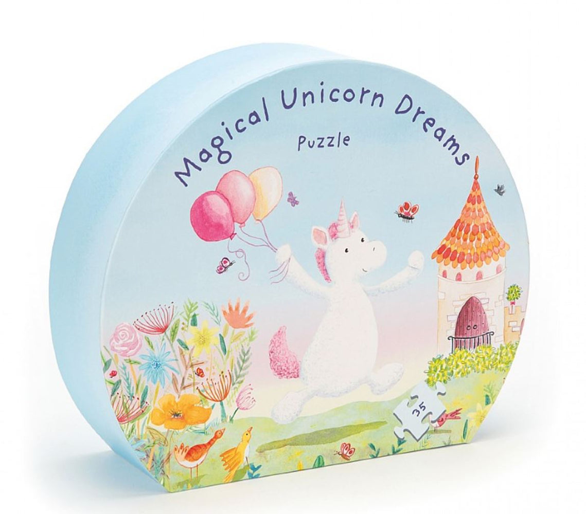 Character Puzzle Puzzle JellyCat Magical Unicorn