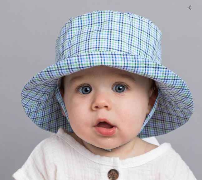 Children's Sunhat - Boys Hats Huggalugs
