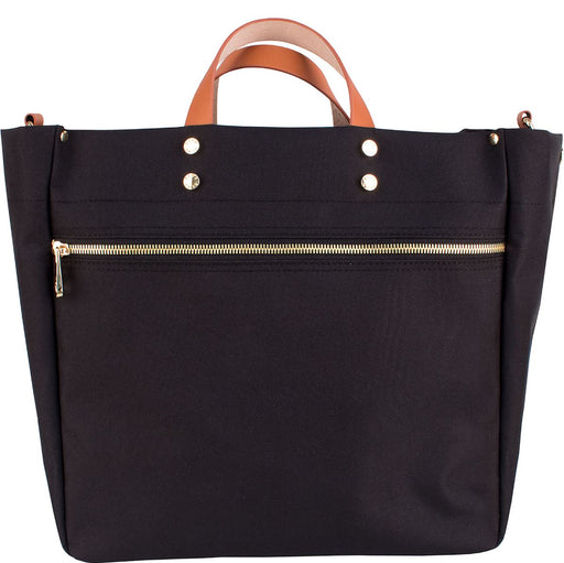 Codie Nylon Tote Bags and Totes Boulevard Black Trim