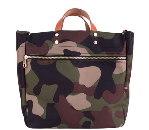 Codie Nylon Tote Bags and Totes Boulevard Camo