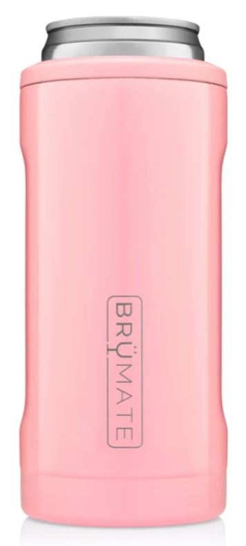 Colorful Hopsulator Slim Drinkware Brumate Blush
