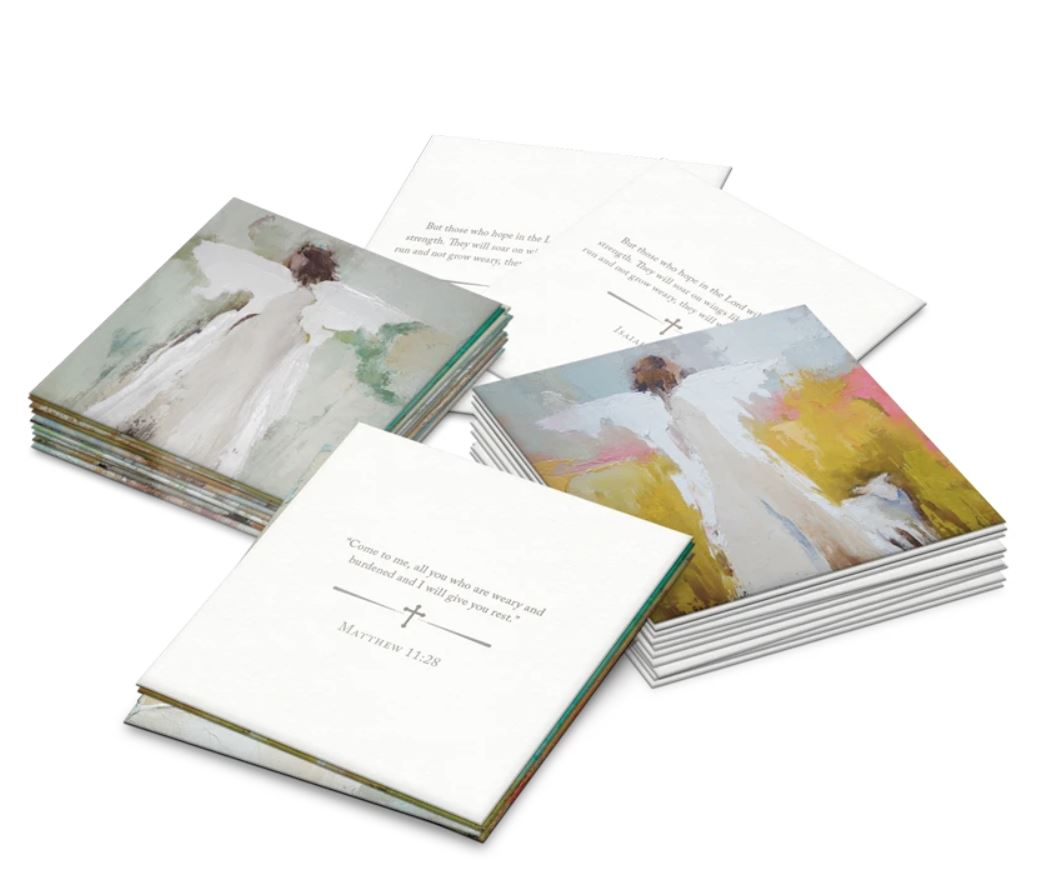 Comfort Scripture Cards Stationary Anne Nielson