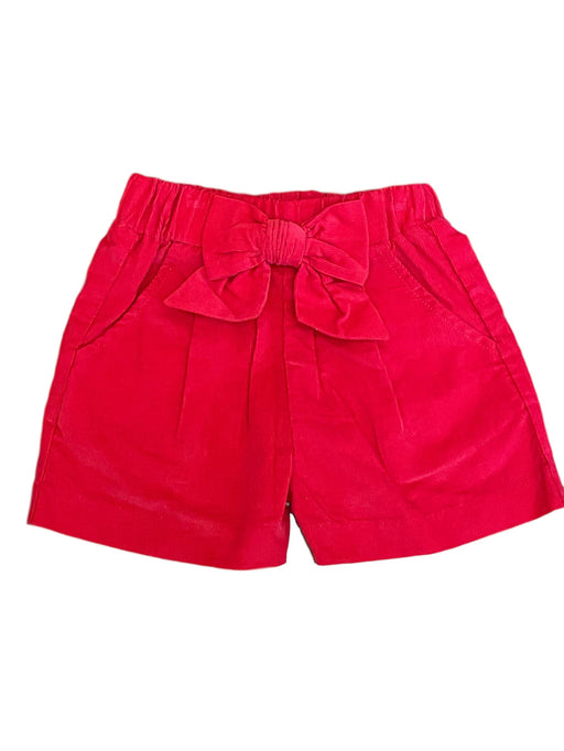 Corduroy Bow Shorts Shorts Little English