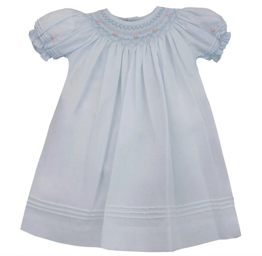 Daygown with Heart & Pearls Baby Gown Petite Ami