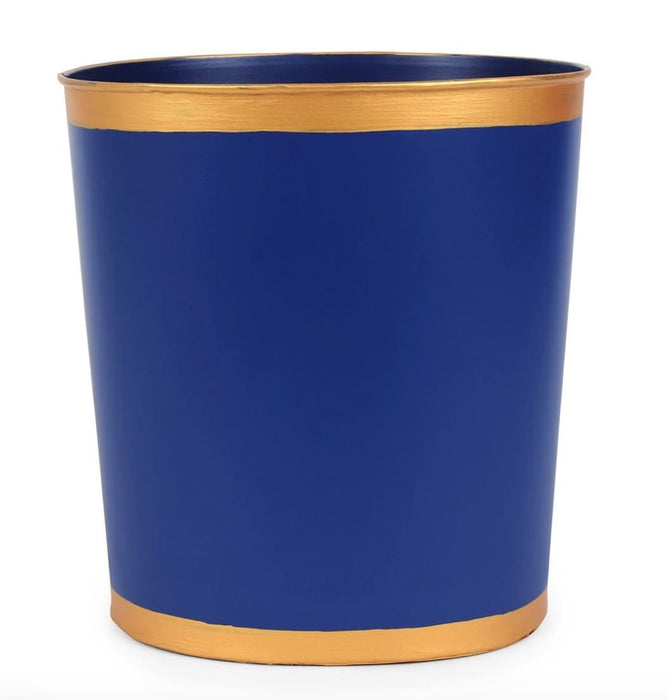 Decorative Trash Cans Home Decor Jayes Studio Navy
