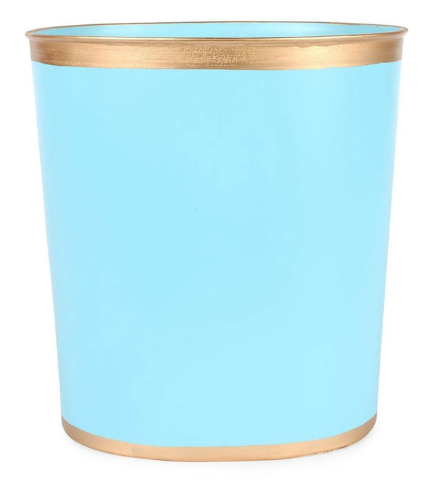 Decorative Trash Cans Home Decor Jayes Studio Turquoise