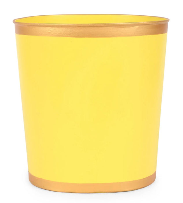 Decorative Trash Cans Home Decor Jayes Studio Yellow