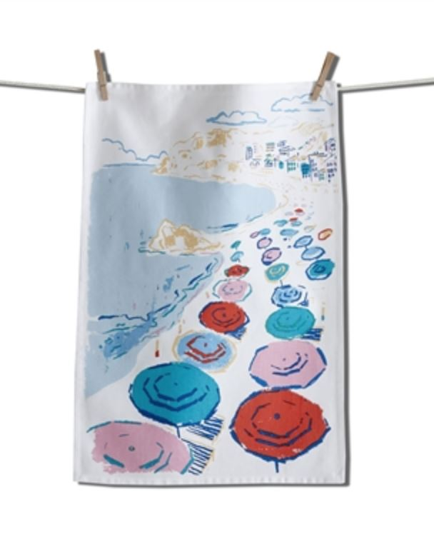 Dishtowels Dishtowel Tag True Living Amalfi Umbrella