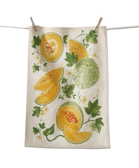 Dishtowels Dishtowel Tag True Living Cantaloupe
