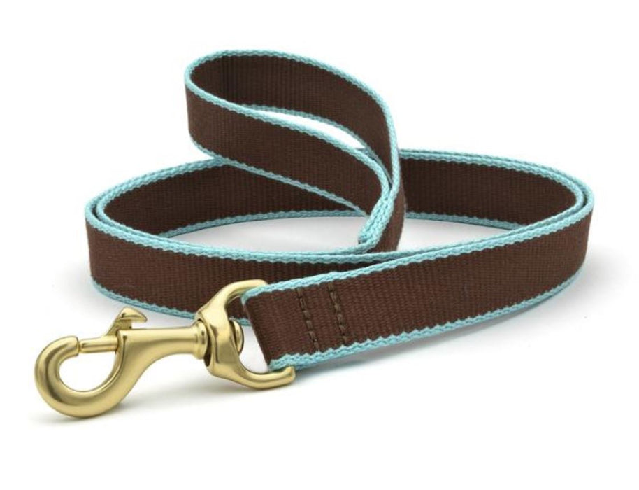 Dog Leash Dog Upcountry Brown/Light Blue