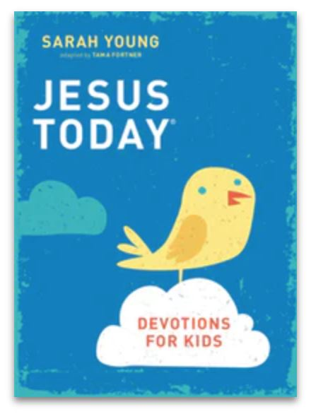 Harper Collins Books Book Harper Collins Jesus Today Devotions for Kids