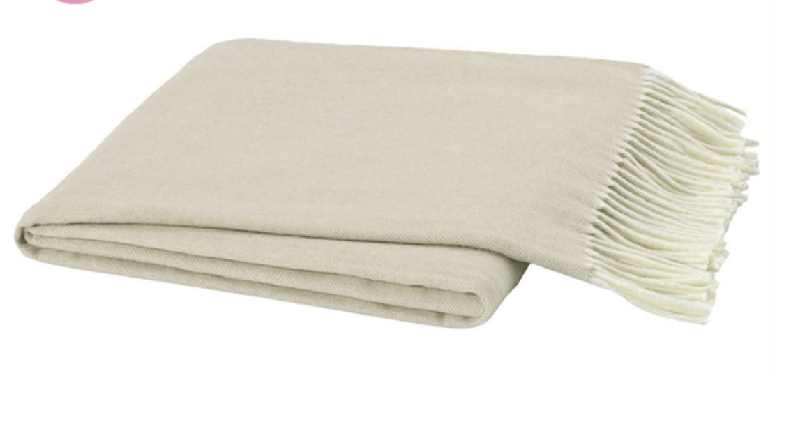 Herringbone Italian Throw Throws Lands Down Under Birch