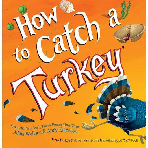 How to Catch a Turkey Book Sourcebooks