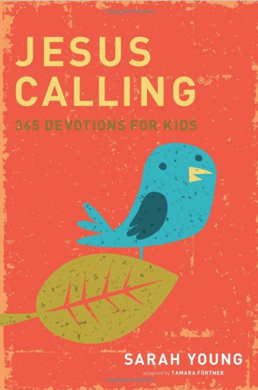 Jesus Calling: 365 Devotions for Kids Book Harper Collins
