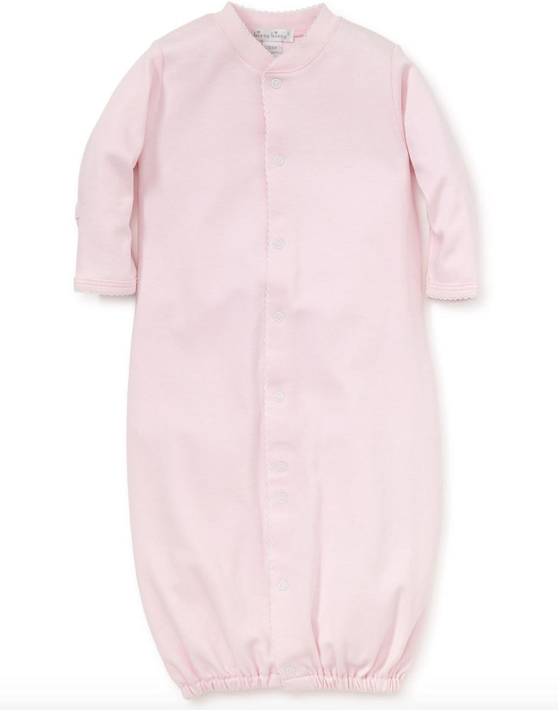 Kissy Basics Converter Gown Baby Gown Kissy Kissy Pink Preemie