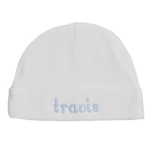 Knit Baby Cap Hats Oriental Products White