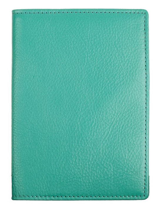 Leather Passport Holder Passport Holder Boulevard Mint