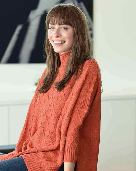 Lisbon Traveler Sweaters MerSea Orange