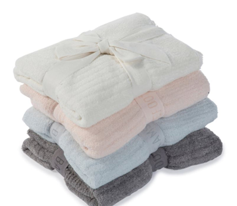 Lite Ribbed Blanket - Barefoot Dreams Baby Blanket Barefoot Dreams