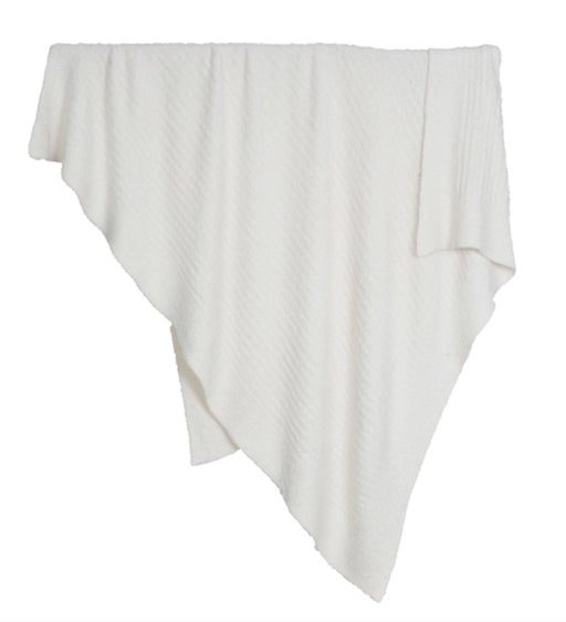 Lite Ribbed Blanket - Barefoot Dreams Baby Blanket Barefoot Dreams Pearl