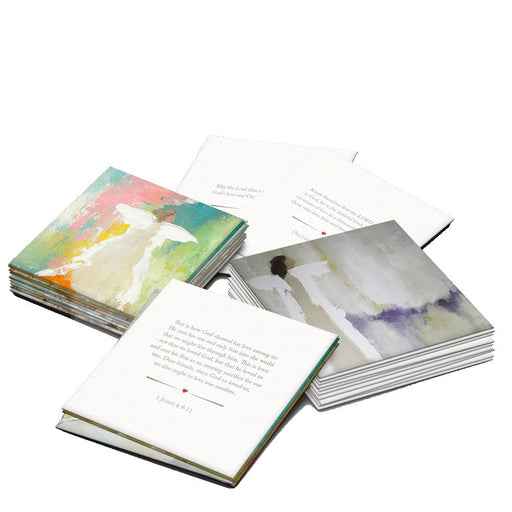 Love Scripture Cards Stationary Anne Nielson