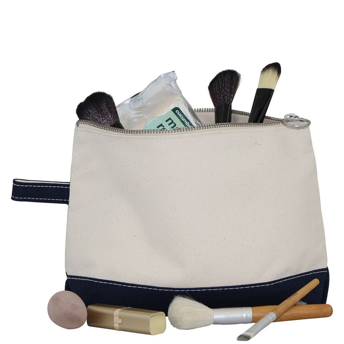 Makeup Zip Pouch Cosmetic/Accessories Bags CB Station