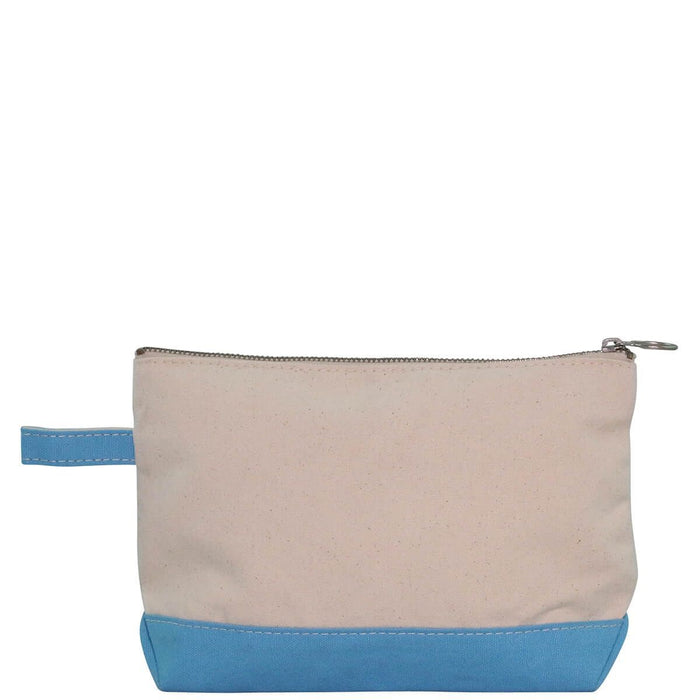 Makeup Zip Pouch Cosmetic/Accessories Bags CB Station Baby Blue