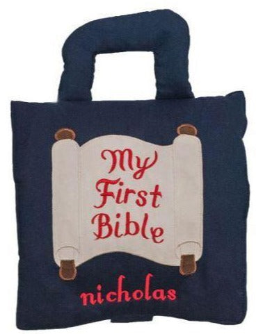 My First Bible Bible Rosalina Blue