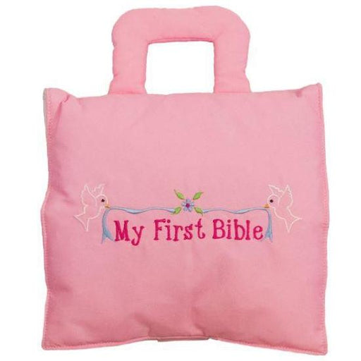 My First Bible Bible Rosalina Pink