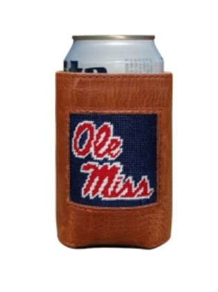 Needlepoint Coozie Drinkware Smathers and Branson