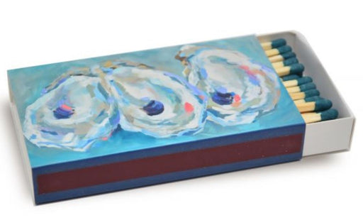 Oyster Match Box Home Decor Annapolis Candles