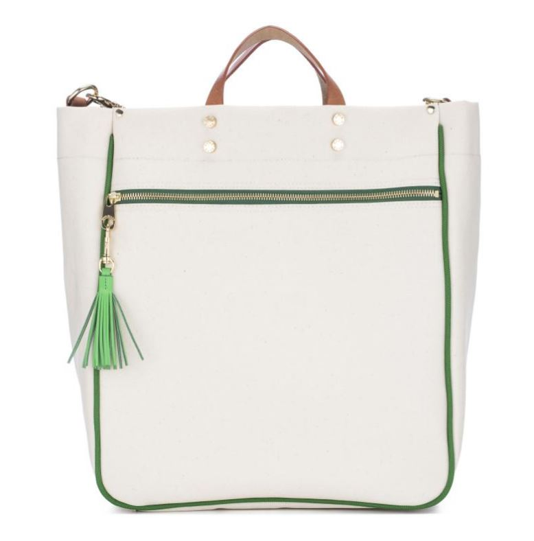 Parker Canvas Tote Bags and Totes Boulevard