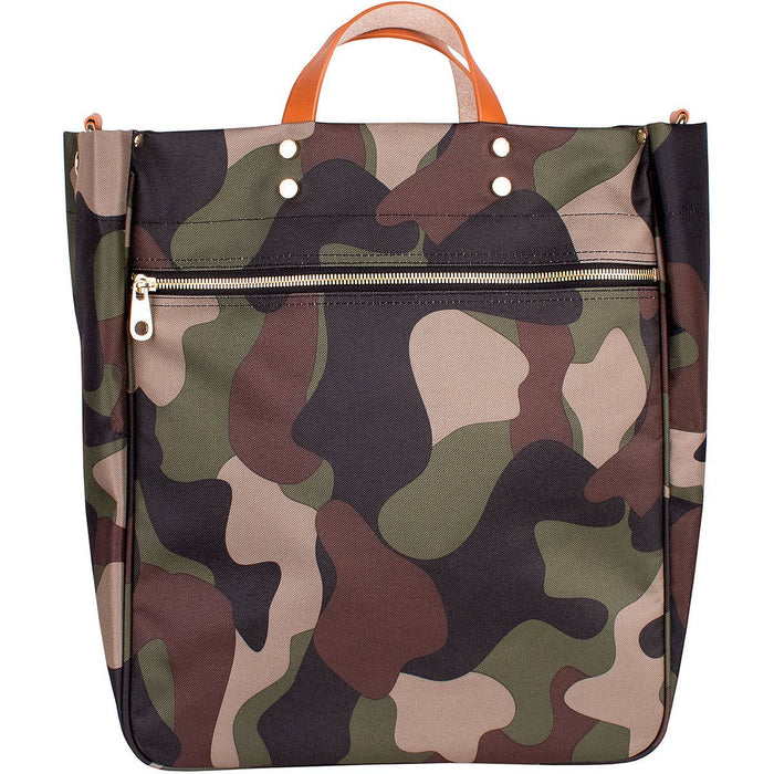 Parker Nylon Tote Bags and Totes Boulevard Camo