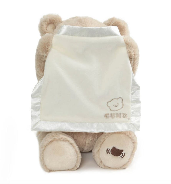 Peek-a-Boo Bear Activity Toys Gund