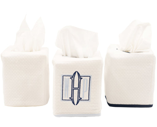 Piped Tissue Box Cover Tissue Box Covers Matouk