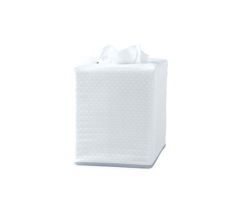Piped Tissue Box Cover Tissue Box Covers Matouk Pool