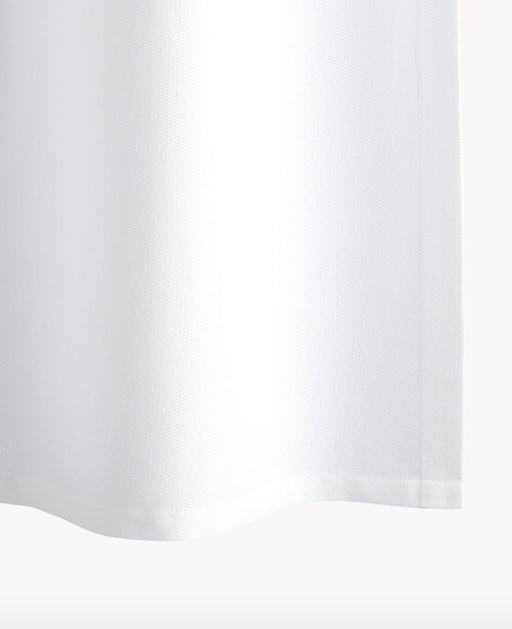 Pique Shower Curtain shower curtain Matouk