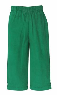 Pull on Corduroy Pants Pants Anavini Green 18m