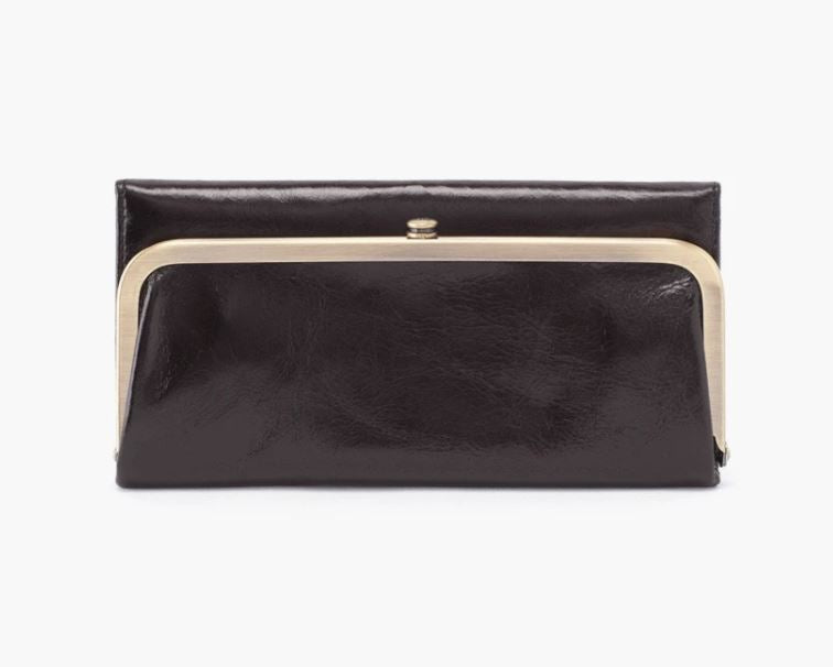 Rachel Wallet Wallets Hobo Black