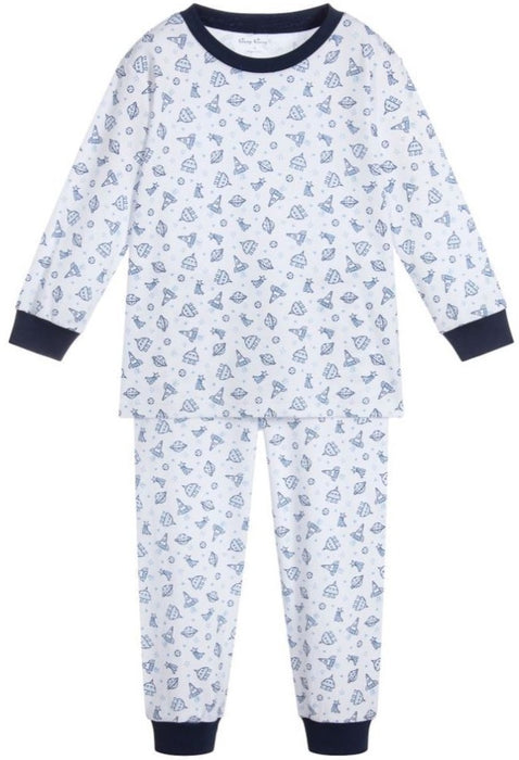 Rocket Science Pajamas Kissy Kissy 12-18m