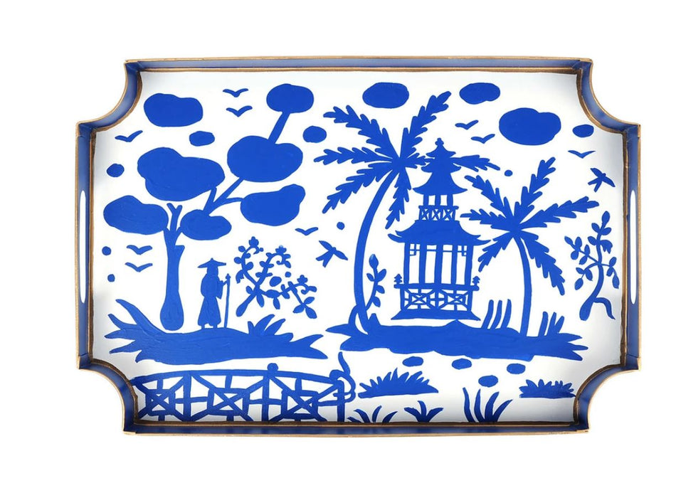 Shanghai Jaye Tray Home Decor Jayes Studio