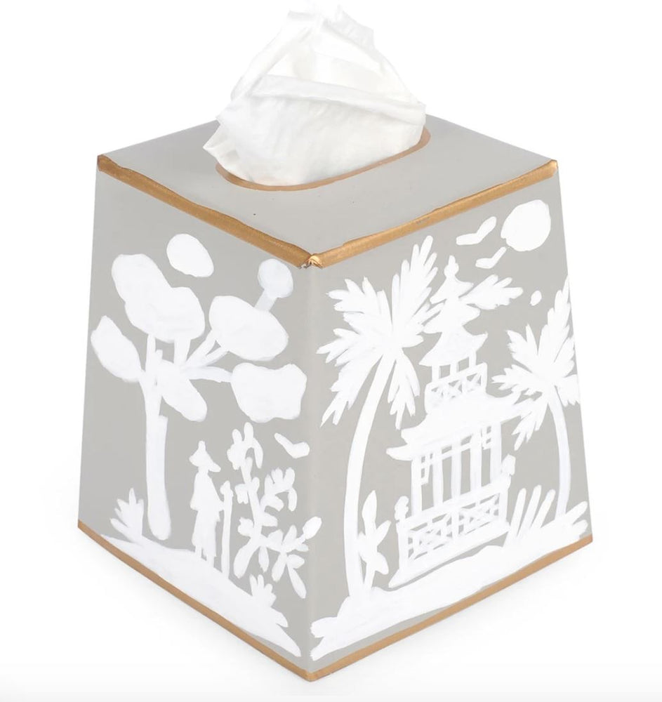 Shanghai Tissue Box Cover Home Decor Jayes Studio