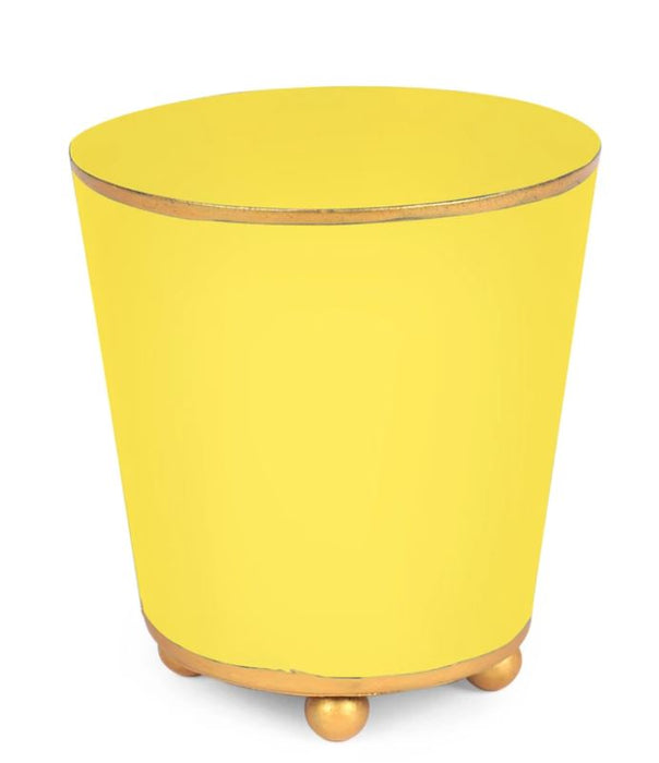 Small Decorative Cachepot Home Decor Jayes Studio Yellow