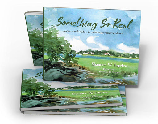 Something So Real - Local Author Book Starbooks