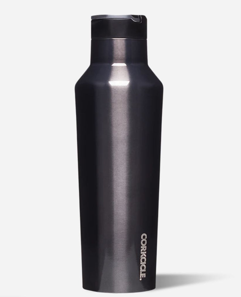 Sport Canteen 20oz Drinkware Corkcicle Gunmetal