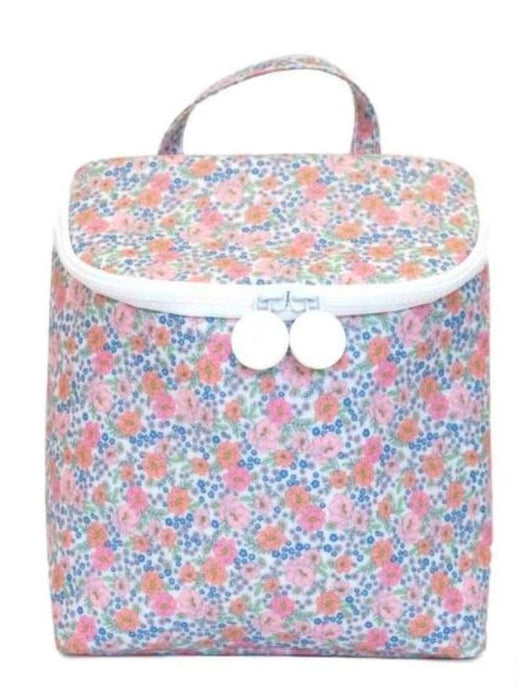 Take Away Lunch Bag Lunchbox TRVL Design Floral