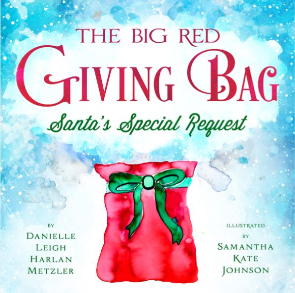 The Big Red Giving Bag Book Book LKL Production
