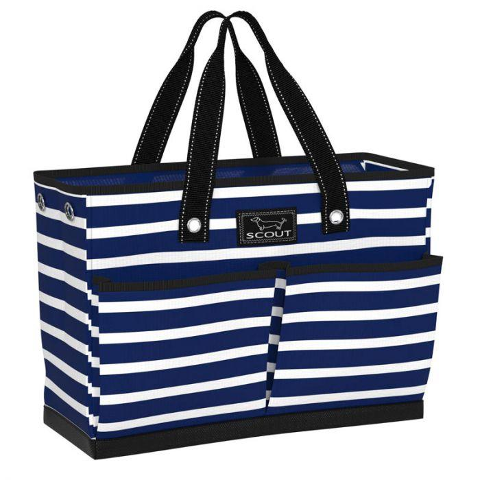 The BJ Bag Bags and Totes Scout Nantucket Navy
