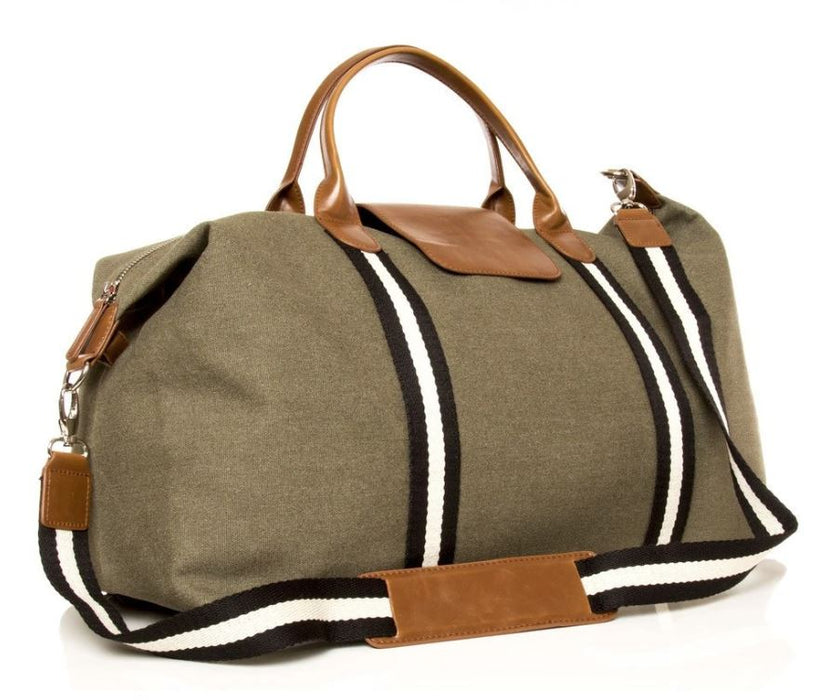 The Original Duffle Bag Bags and Totes Brouk&Co Military Green