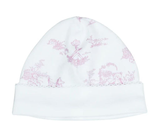Toile Baby Hat Baby Accessories Nella Pima